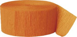 Krepp Band Orange