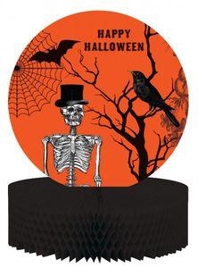 Tischaufsteller Halloween Kulisse