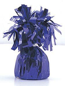Ballongewicht Folie Violett