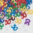 30. Geburtstag Deko Konfetti Bunt