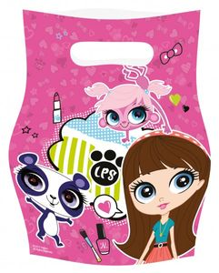 6 Party Tütchen Littlest Pet Shop – Bild 1
