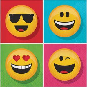32 Teile Smiley Emoticons Basis Party Deko Set für 8 Personen – Bild 4