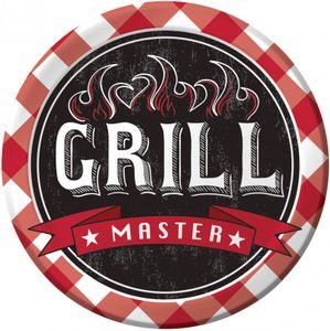 8 Papp Teller Grill Meister