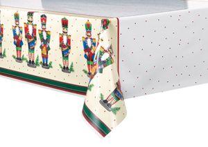 weihnachtliche Tischdecke Nussknacker