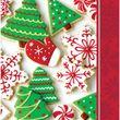 16 Servietten Weihnachtsplätzchen