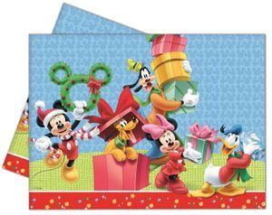 Tischdecke Micky + Minnie Weihnacht – Bild 1