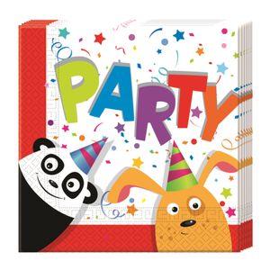 20 Servietten Party Friends
