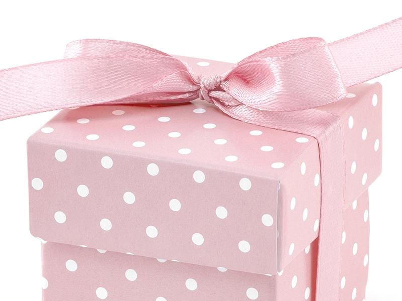 10 Karton Boxen Rosa Fur Die Tischdeko Gastgeschenke Kinderparty
