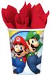 8 Papp Becher Super Mario