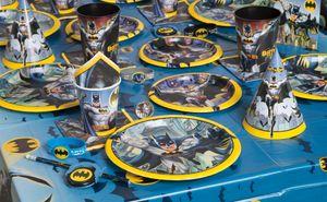 4 Batman Mini Disc Shooter – Bild 2