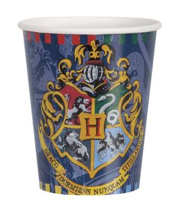 8 Becher Harry Potter – Bild 1