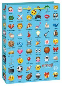 XXL Emoji Statements Geschenk Tüte