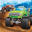 16 Servietten Monster Truck Rallye