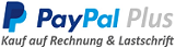 PayPal Lastschrift & Rechnungskauf