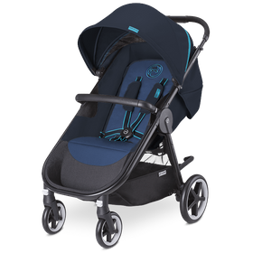 Cybex Agis M-Air 4 Kinderwagen True Blue- navy blue  online kaufen