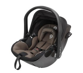 Kiddy Babyschale evoluna i-Size 088 walnut inkl. Isofix Base 2  online kaufen