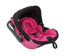 Kiddy Babyschale evoluna i-Size 052 pink inkl. Isofix Base 2  online kaufen