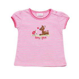 Salt&Pepper BG T-Shirt Girls stripe Reh soft pink 62 online kaufen