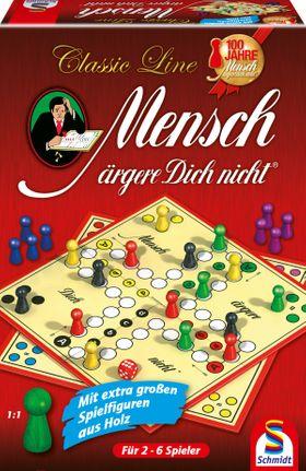 Schmidt Spiele Classic Line Mensch ärgere Dich nicht online kaufen
