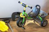 Puky Dreirad CAT 1 SP grün/gelb B-Ware 001