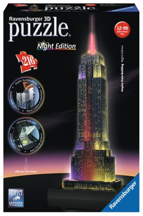 Ravensburger Empire State Building Night Edition online kaufen