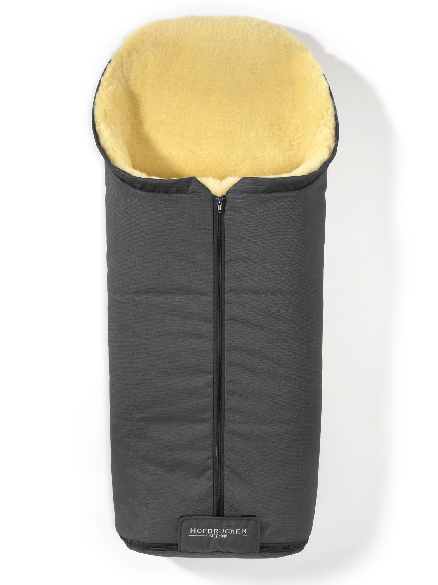 hofbrucker lammfell fu sack iglu f r kinderwagen und buggy. Black Bedroom Furniture Sets. Home Design Ideas