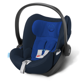 Cybex Cloud Q Babyschale Royal Blue navy blue B-Ware online kaufen