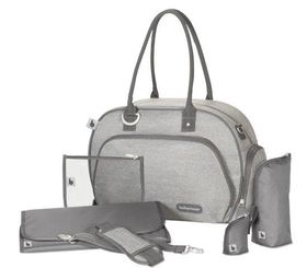 Babymoov Trendy Bag Wickeltasche Smokey
