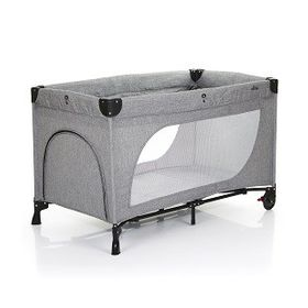 Circle Reisebett Set Moonlight woven-grey inkl. Einhang online kaufen
