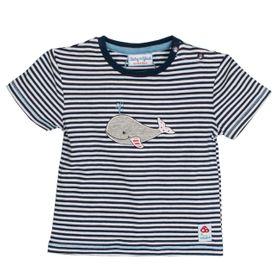 Salt&Pepper BG T-Shirt Boys stripes 450 navy blue 62 online kaufen