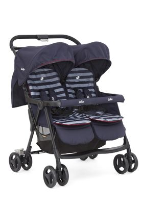Joie Aire Twin Zwillingsbuggy Nautical Navy online kaufen