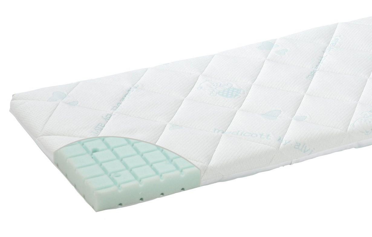 alvi matratze klima max 50 40 x 90 f r beistellbett. Black Bedroom Furniture Sets. Home Design Ideas