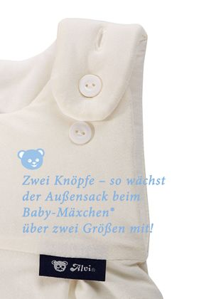 Alvi Baby Mäxchen Außensack Exclusiv online kaufen