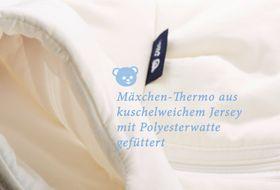 Alvi Schlafsack Mäxchen Thermo Exclusiv online kaufen