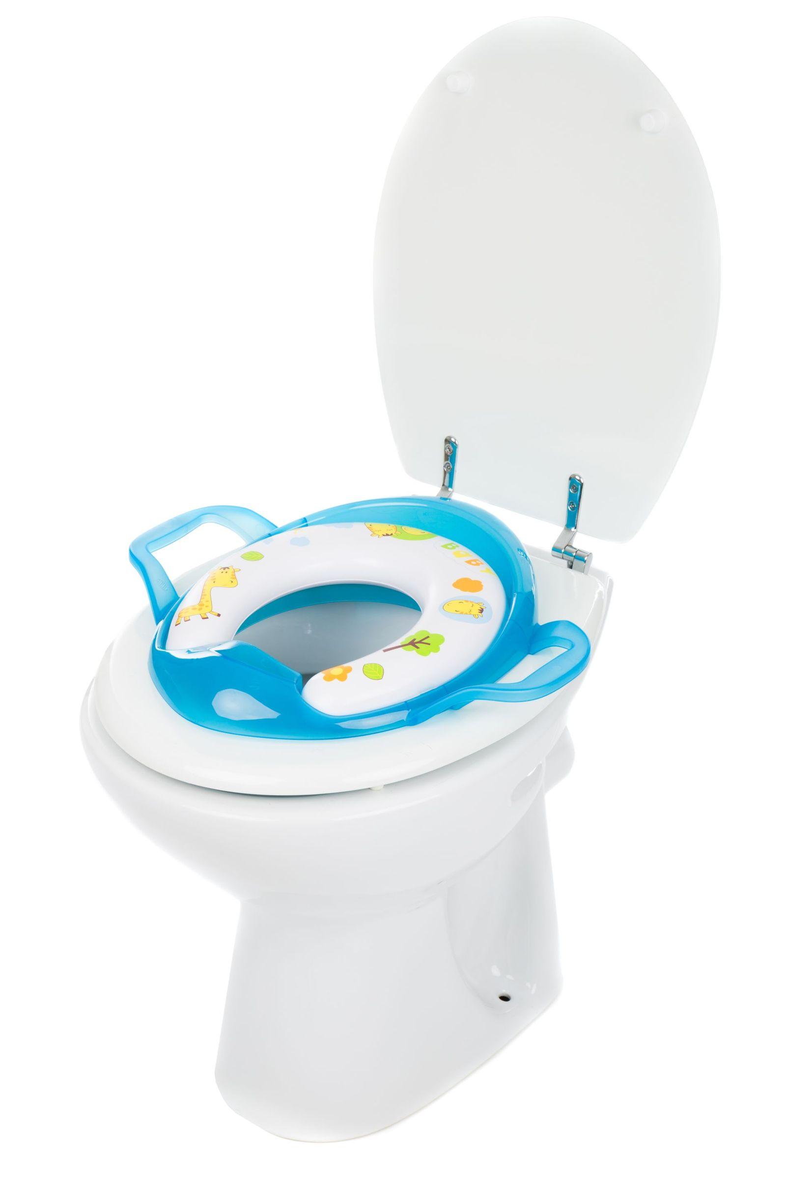 FILLIKID WC-Aufsatz Toilettensitz WC-Trainer Toilettentrainer Toilettenaufsatz