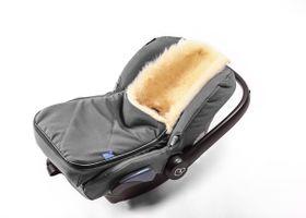 Hofbrucker Lammfell-Fußsack Maxi für Babyschale online kaufen