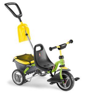 Puky CAT 1SP Dreirad mit Kippermulde kiwi online kaufen