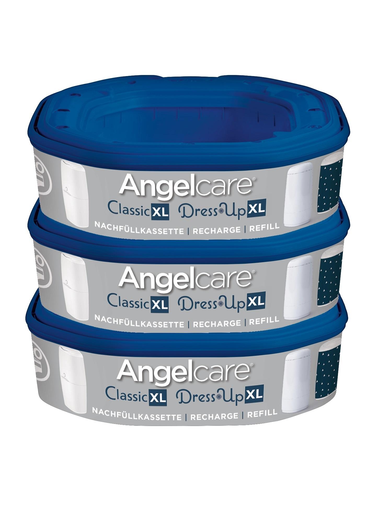 Angelcare Nachfüllkassette für Windeleimer Dress-Up und Classic XL