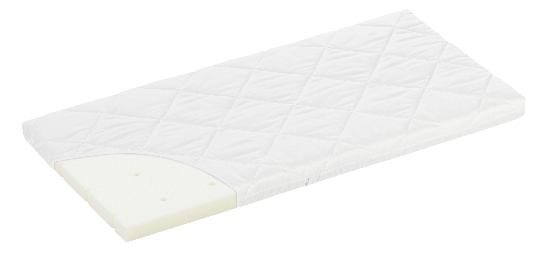 Alvi Matratze für Wiegen Komfortschaum 50x83x4 cm