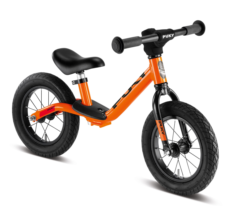 Puky LR Light Laufrad Alu mit Luft-Bereifung orange