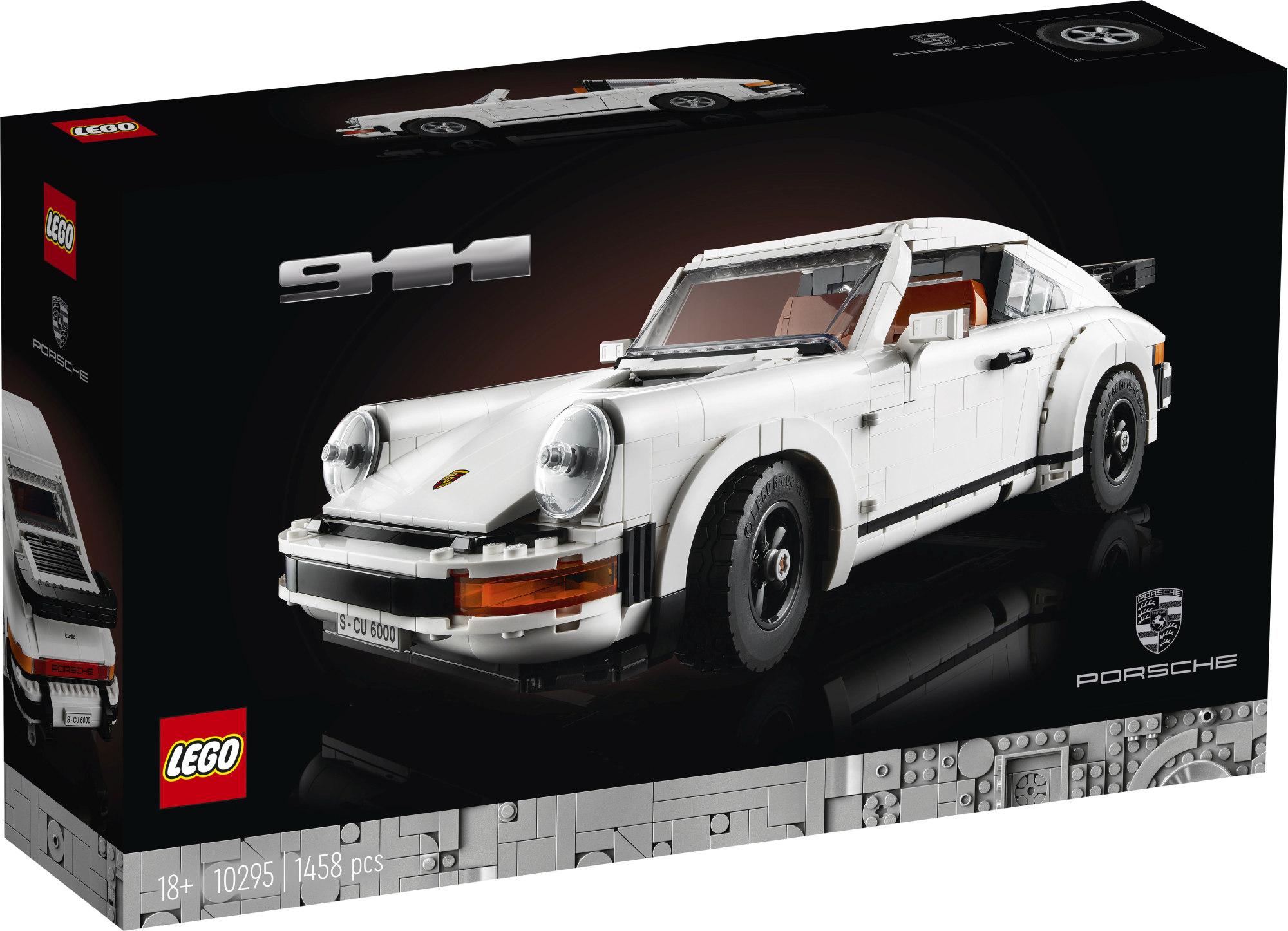 LEGO Creator Porsche 911, Seltenes Set