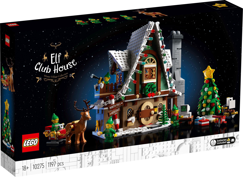 LEGO Creator Elfen-Klubhaus, Seltenes Set