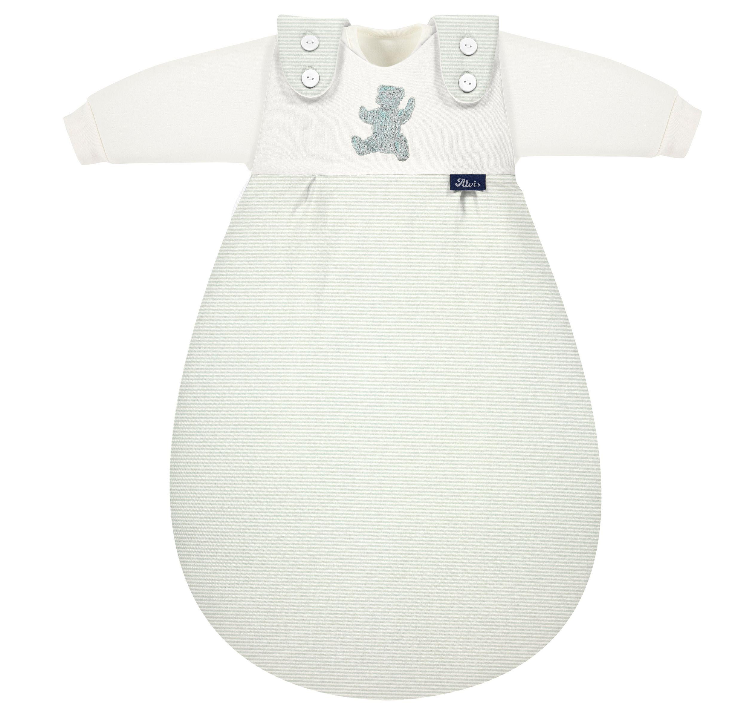 Alvi Baby Mäxchen 3tlg. smoky stripe