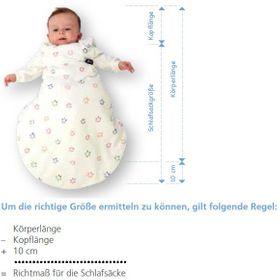 Alvi Kombi-Schlafsack 90 cm online kaufen