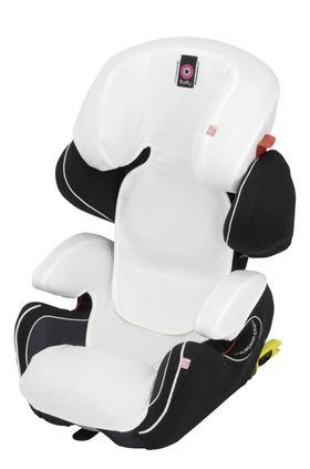 Kiddy becool Sommerbezug weiß für kiddy Guardian Pro 2 / Guardianfix mit Leg Extension online kaufen