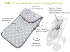 Priebes Sitzauflage Sissi für Kinderwagen online kaufen