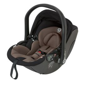 Kiddy Babyschale evo-lunafix 088 walnut inkl. Isofix Base 2