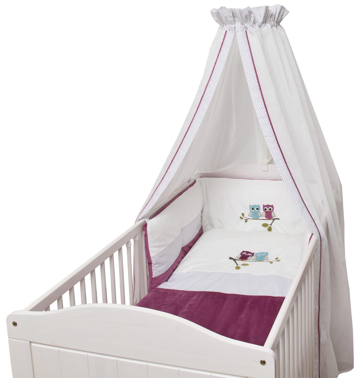 Be Be 180 S Collection Bettset Bettdecke Kissen Nestchen