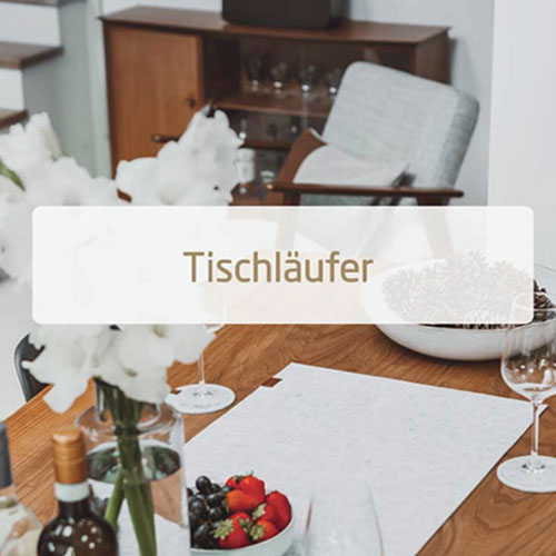Tischläufer