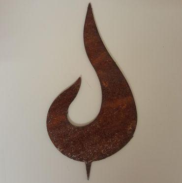 Edelrost-Flamme – Bild 4